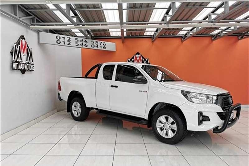 Used 2019 Toyota Hilux Xtra Cab HILUX 2.4 GD 6 RB SRX P/U E/CAB