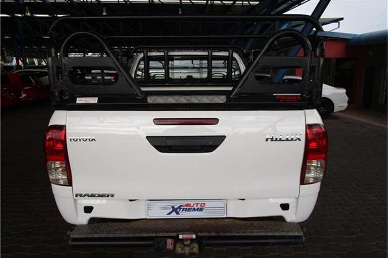 2019 Toyota Hilux Xtra cab HILUX 2.4 GD-6 RB SRX P/U E/CAB