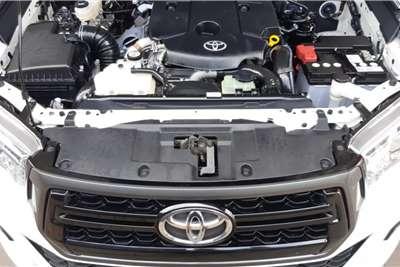 Toyota Hilux Xtra Cab HILUX 2.4 GD 6 RB SRX P/U E/CAB 2019