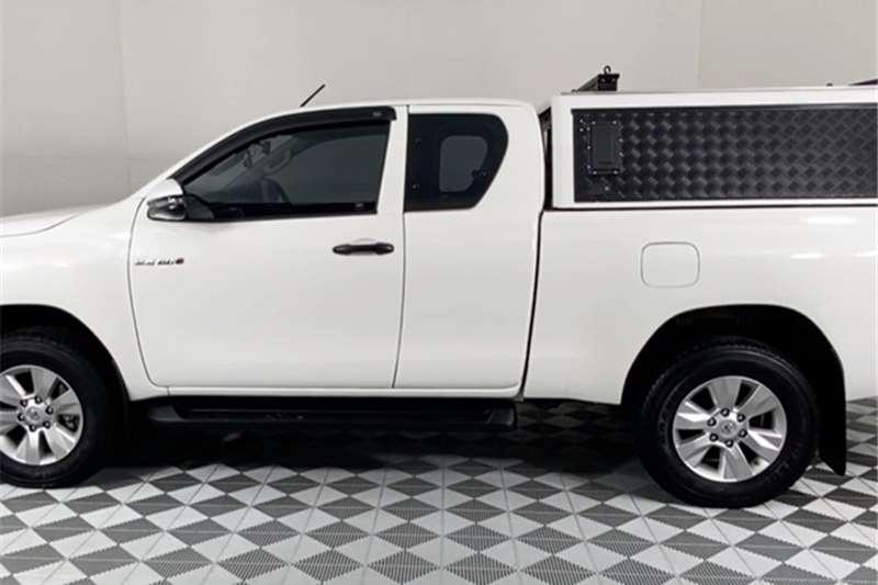 2020 Toyota Hilux Xtra cab HILUX 2.4 GD-6 RB SRX P/U E/CAB