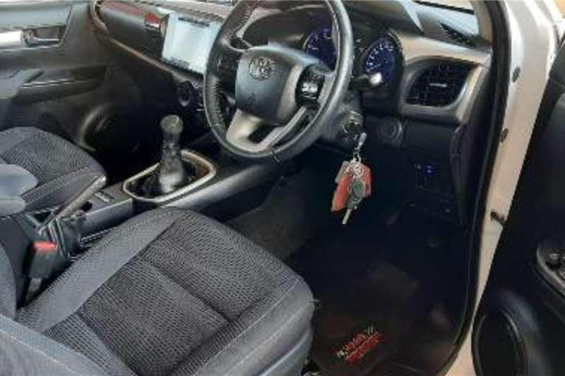 Toyota Hilux Xtra cab HILUX 2.8 GD-6 RAIDER 4X4 P/U E/CAB 2016