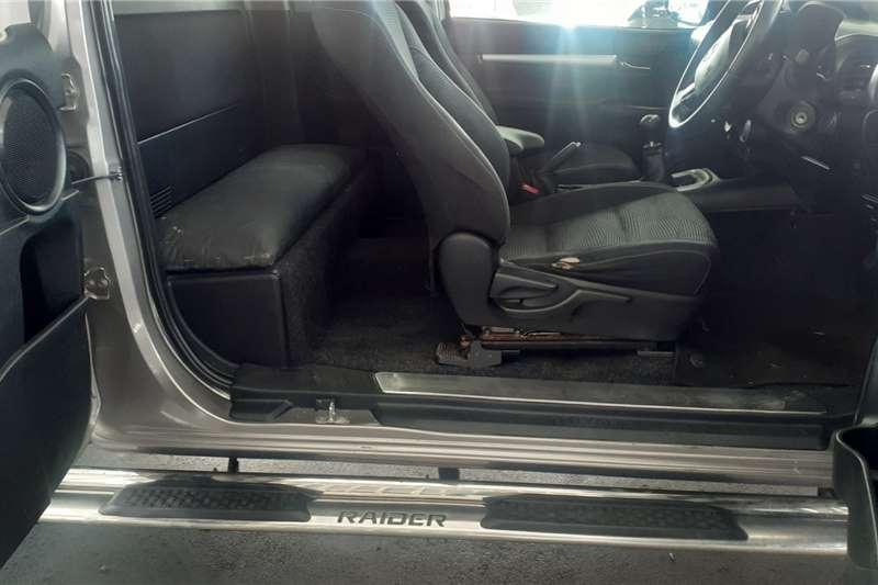 2016 Toyota Hilux Xtra cab HILUX 2.8 GD-6 RAIDER 4X4 P/U E/CAB