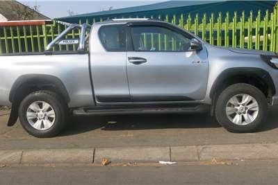 Used 2016 Toyota Hilux Xtra Cab HILUX 2.8 GD 6 RAIDER 4X4 P/U E/CAB