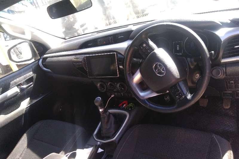 2017 Toyota Hilux Xtra cab HILUX 2.8 GD-6 RAIDER 4X4 P/U E/CAB