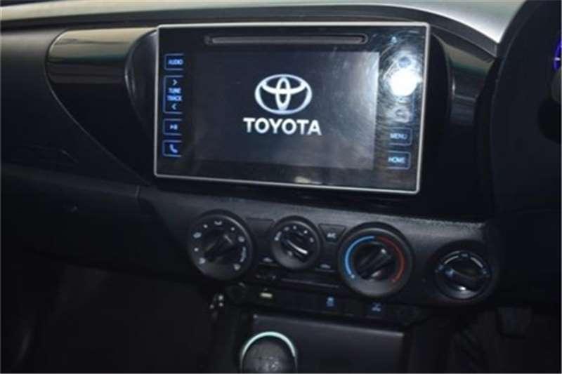 Used 2018 Toyota Hilux Xtra Cab HILUX 2.8 GD 6 RAIDER 4X4 P/U E/CAB