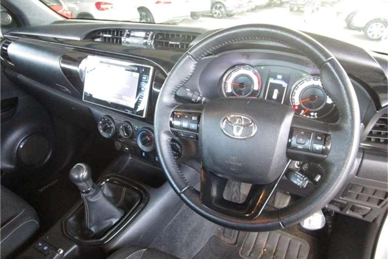 2019 Toyota Hilux Xtra cab HILUX 2.8 GD-6 RAIDER 4X4 P/U E/CAB