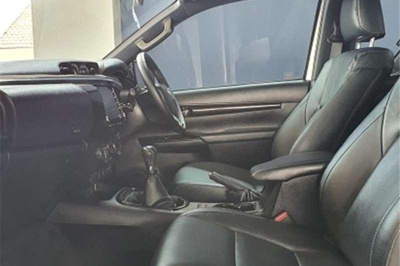 Toyota Hilux Xtra Cab HILUX 2.8 GD 6 RAIDER 4X4 P/U E/CAB 2020