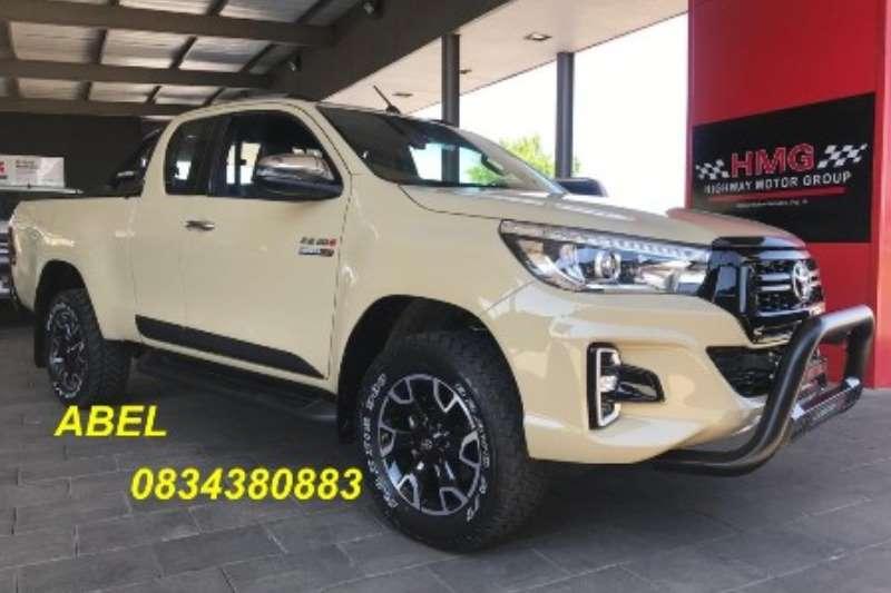 Toyota Hilux Xtra Cab HILUX 2.8 GD 6 RB LEDGEND 50 P/U E/CAB A/T 2019