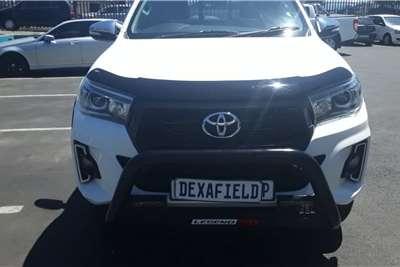 Used 2018 Toyota Hilux Xtra Cab HILUX 2.8 GD 6 RB LEGEND 4X4 P/U E/CAB