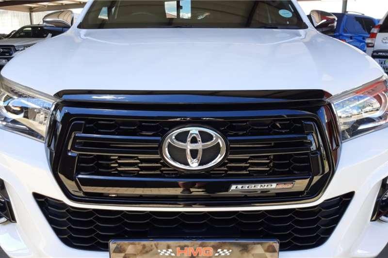 Toyota Hilux Xtra Cab HILUX 2.8 GD 6 RB LEGEND A/T P/U E/CAB 2020