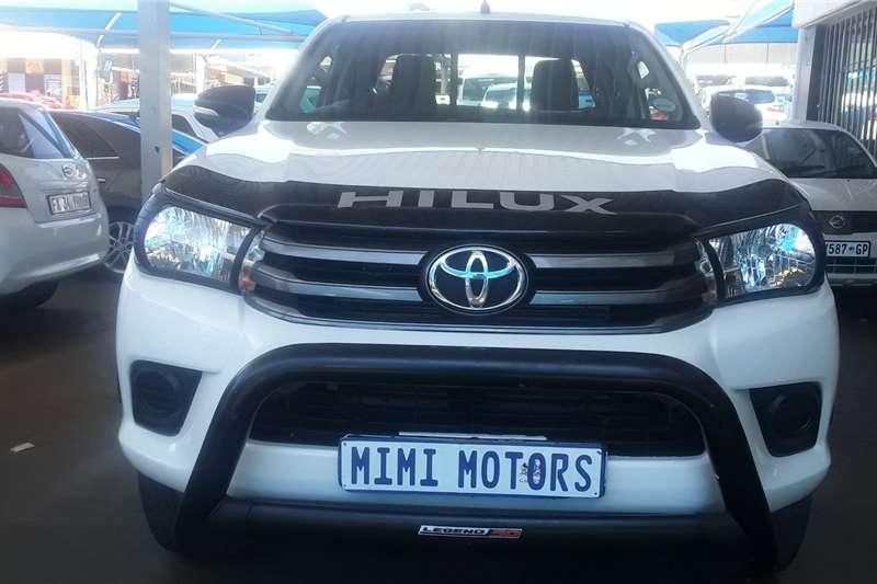 Used 2016 Toyota Hilux Xtra Cab HILUX 2.8 GD 6 RB LEGEND P/U E/CAB