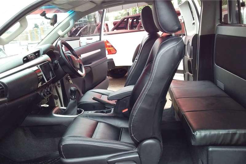 2017 Toyota Hilux Xtra cab HILUX 2.8 GD-6 RB LEGEND P/U E/CAB