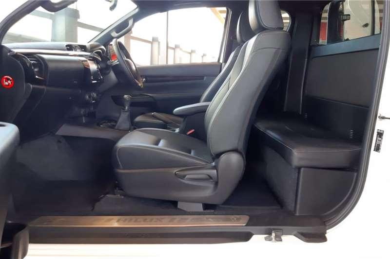 Toyota Hilux Xtra Cab HILUX 2.8 GD 6 RB LEGEND P/U E/CAB 2019
