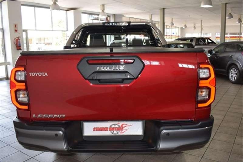 Used 2021 Toyota Hilux Xtra Cab HILUX 2.8 GD 6 RB LEGEND P/U E/CAB