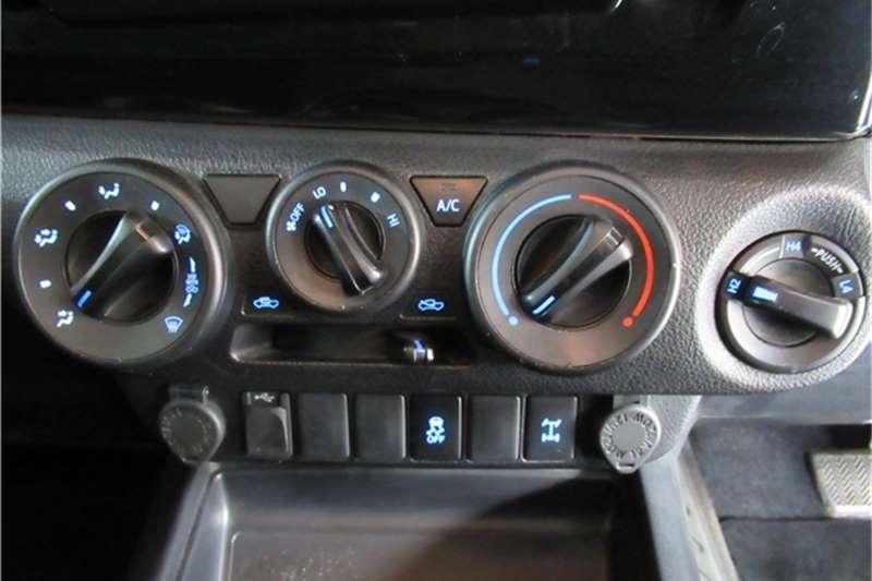 Toyota Hilux Xtra Cab HILUX 2.8 GD 6 RB RAIDER 4X4 A/T P/U E/CAB 2019