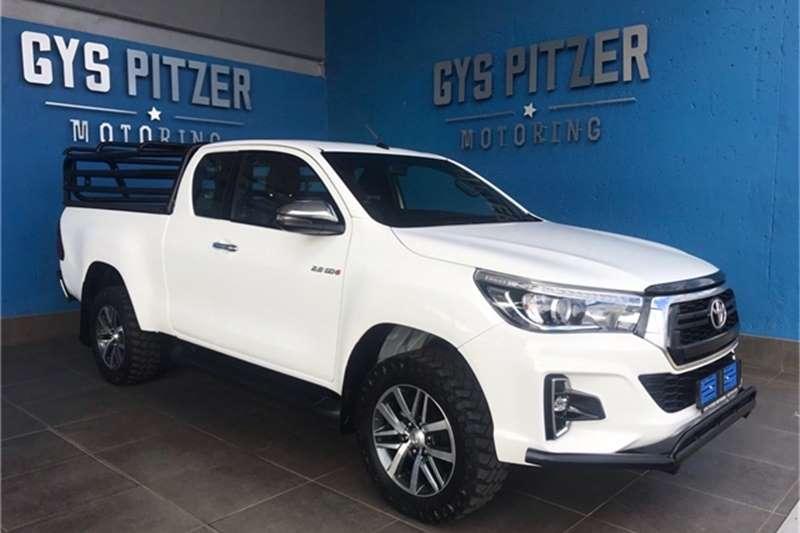 Used 2019 Toyota Hilux Xtra Cab HILUX 2.8 GD 6 RB RAIDER 4X4 A/T P/U E/CAB
