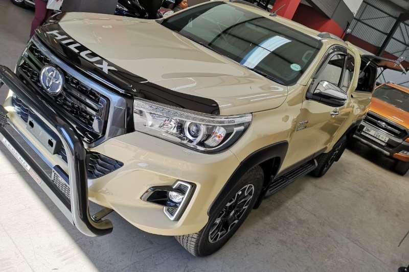 Used 2020 Toyota Hilux Xtra Cab HILUX 2.8 GD 6 RB RAIDER 4X4 A/T P/U E/CAB