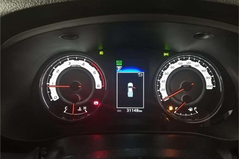 Toyota Hilux Xtra Cab HILUX 2.8 GD 6 RB RAIDER 4X4 A/T P/U E/CAB 2020