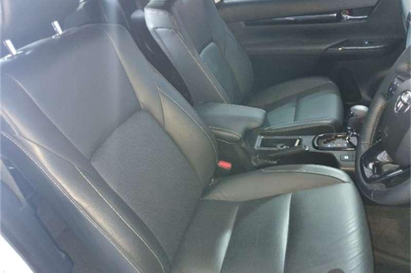 Toyota Hilux Xtra Cab HILUX 2.8 GD 6 RB RAIDER 4X4 A/T P/U E/CAB 2021