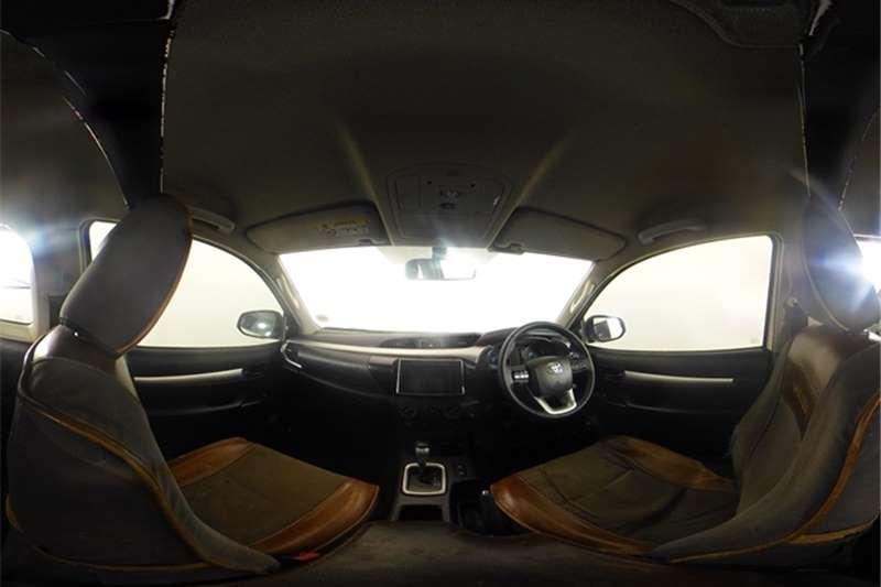 Used 2017 Toyota Hilux Xtra Cab HILUX 2.8 GD 6 RB RAIDER 4X4 P/U E/CAB A/T