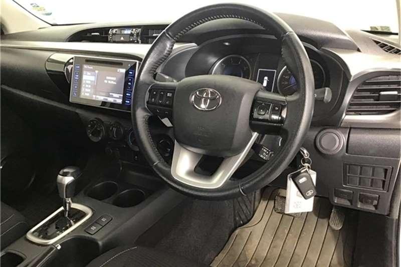 Toyota Hilux Xtra Cab HILUX 2.8 GD 6 RB RAIDER 4X4 P/U E/CAB A/T 2018