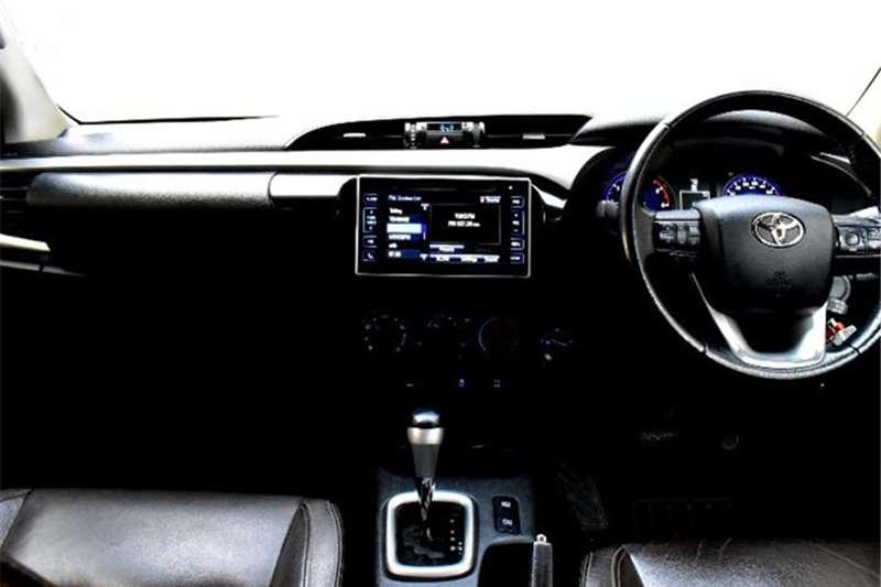 2018 Toyota Hilux Xtra cab HILUX 2.8 GD-6 RB RAIDER 4X4 P/U E/CAB A/T