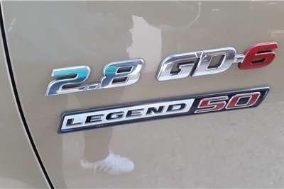 Toyota Hilux Xtra cab HILUX 2.8 GD-6 RB RAIDER 4X4 P/U E/CAB A/T 2020
