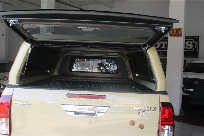 Toyota Hilux Xtra Cab HILUX 2.8 GD 6 RB RAIDER 4X4 P/U E/CAB A/T 2020