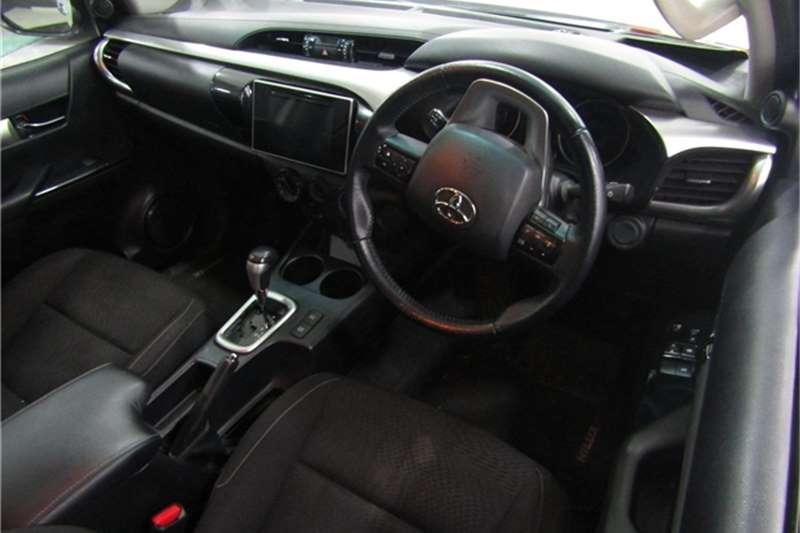 Used 2018 Toyota Hilux Xtra Cab HILUX 2.8 GD 6 RB RAIDER A/T P/U E/CAB