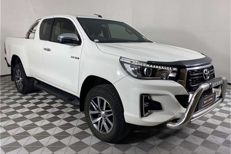 2019 Toyota Hilux Xtra cab HILUX 2.8 GD-6 RB RAIDER A/T P/U E/CAB