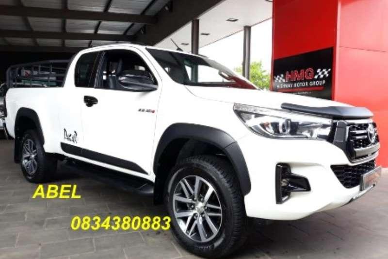 Toyota Hilux Xtra Cab HILUX 2.8 GD 6 RB RAIDER A/T P/U E/CAB DAKAR 2018