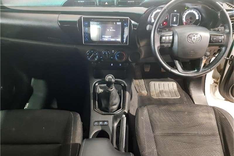 Toyota Hilux Xtra Cab HILUX 2.8 GD 6 RB RAIDER P/U E/CAB 2019
