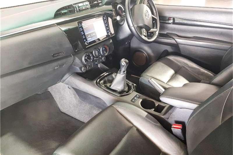 Toyota Hilux Xtra Cab HILUX 2.8 GD 6 RB RAIDER P/U E/CAB 2020