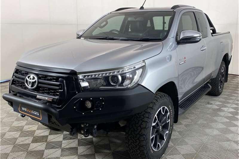 Used 2020 Toyota Hilux Xtra Cab HILUX 2.8 GD 6 RB RAIDER P/U E/CAB