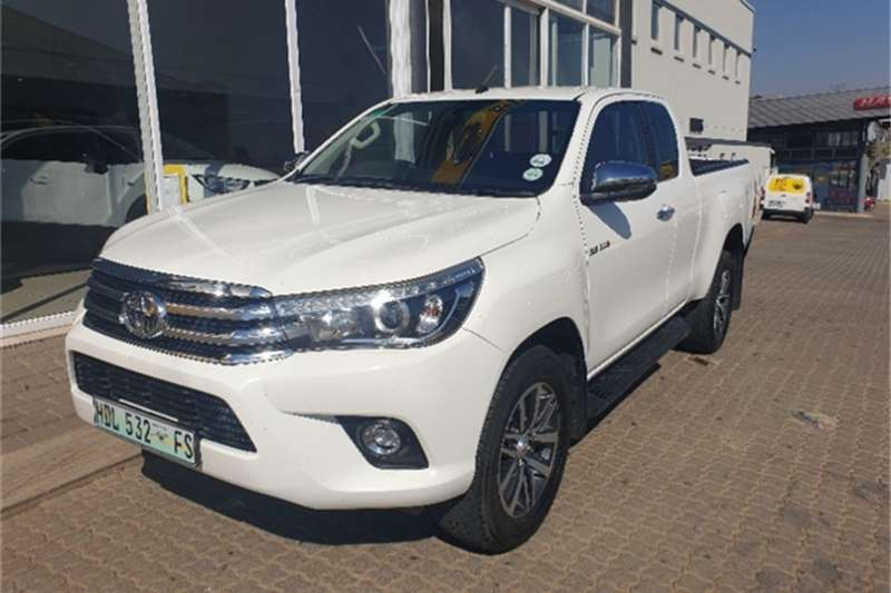 Toyota Extended cab bakkies for sale in South Africa   Auto Mart