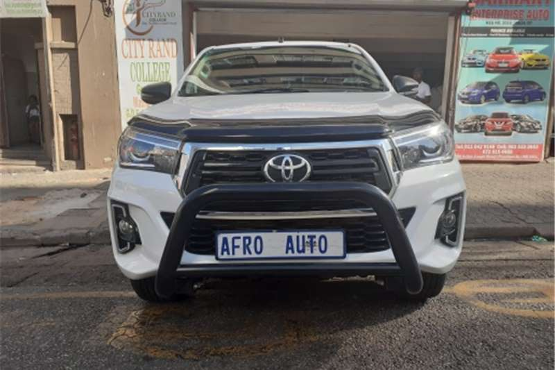 Used 2018 Toyota Hilux Xtra Cab HILUX 2.8 GD 6 RB RAIDER P/U E/CAB A/T