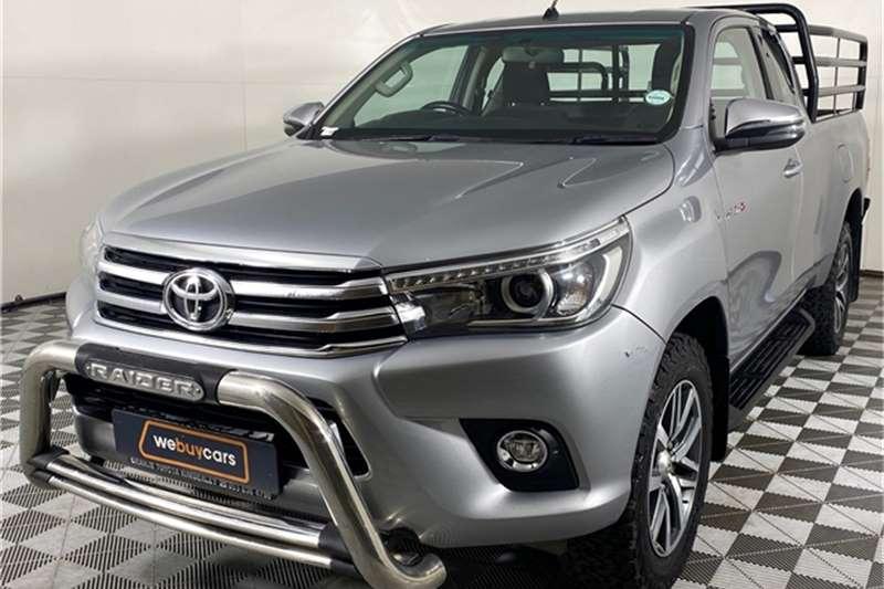 2018 Toyota Hilux Xtra cab HILUX 2.8 GD-6 RB RAIDER P/U E/CAB A/T
