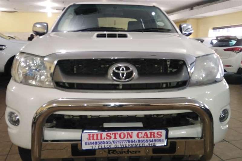 Toyota Hilux Xtra Cab HILUX 3.0 D4D X TRAIL RAIDER 2011