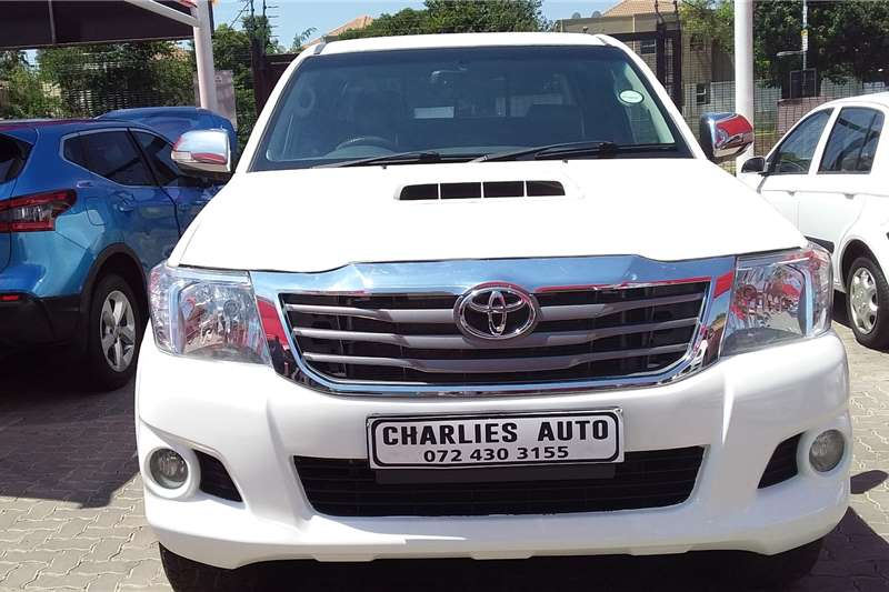Used 2012 Toyota Hilux Xtra Cab