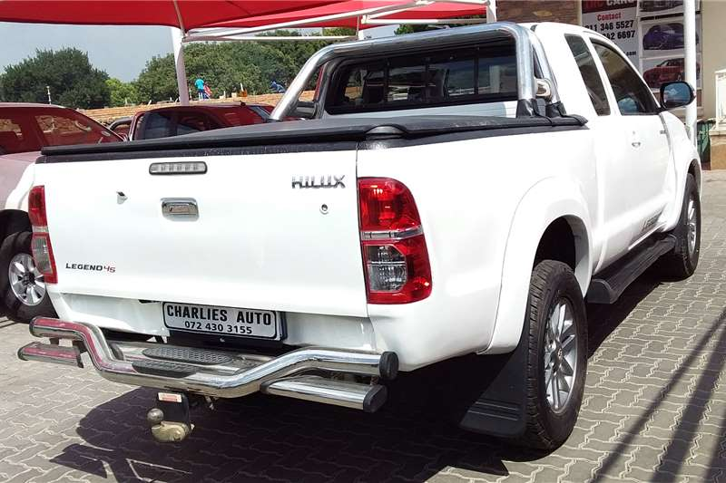 Used 2016 Toyota Hilux Xtra Cab