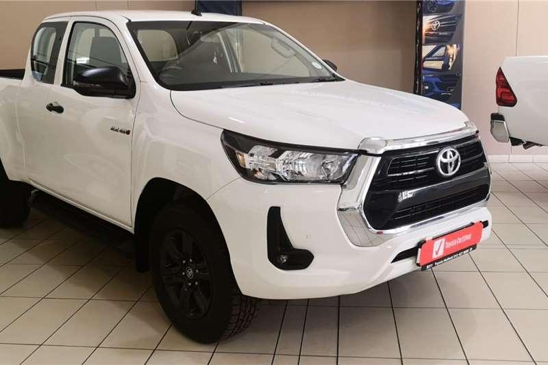 2021 Toyota Hilux Xtra cab