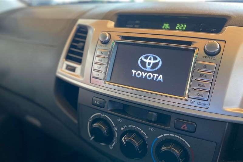 2014 Toyota Hilux Xtra cab