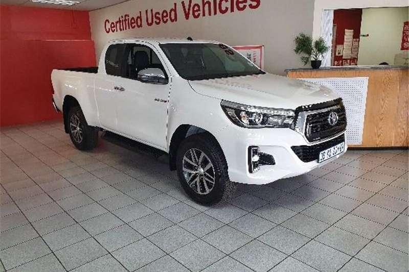 2019 Toyota Hilux Xtra cab HILUX 2.8 GD 6 RB RAIDER P/U E/CAB