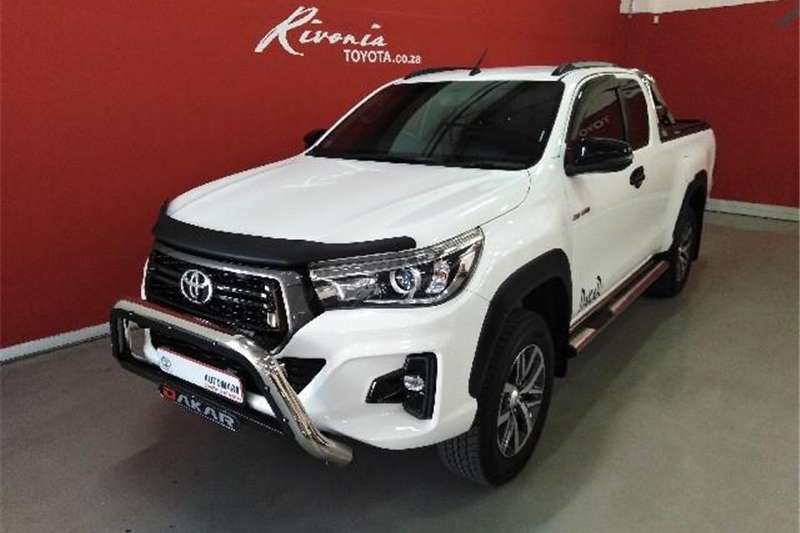 2018 Toyota Hilux Xtra cab HILUX 2.8 GD 6 RB RAIDER P/U E/CAB A/T