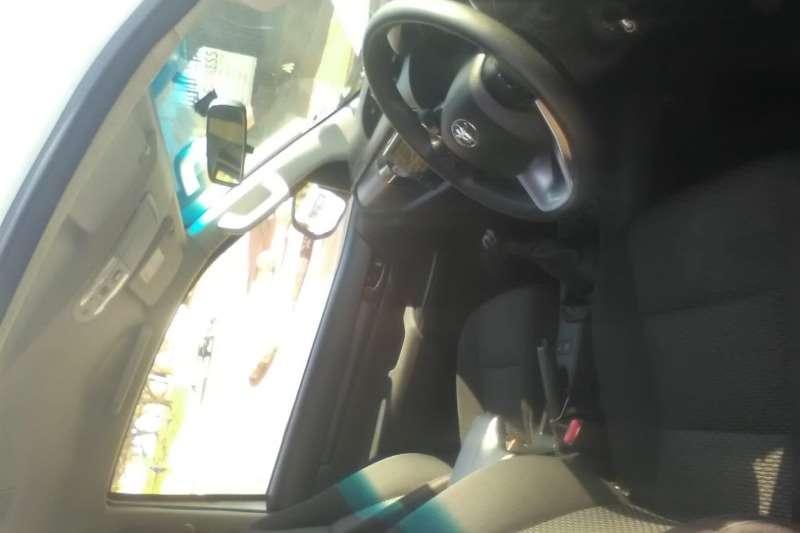 2017 Toyota Hilux Xtra cab HILUX 2.4 GD 6 RB SRX P/U E/CAB