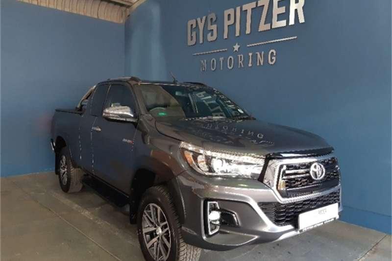 2018 Toyota Hilux Xtra cab HILUX 2.8 GD 6 RB RAIDER A/T P/U E/CAB