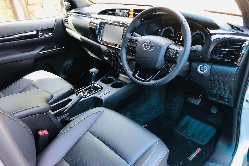 2019 Toyota Hilux Xtra cab HILUX 2.8 GD 6 RB RAIDER A/T P/U E/CAB