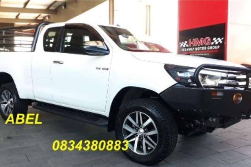 2018 Toyota Hilux Xtra cab HILUX 2.8 GD 6 RAIDER 4X4 P/U E/CAB