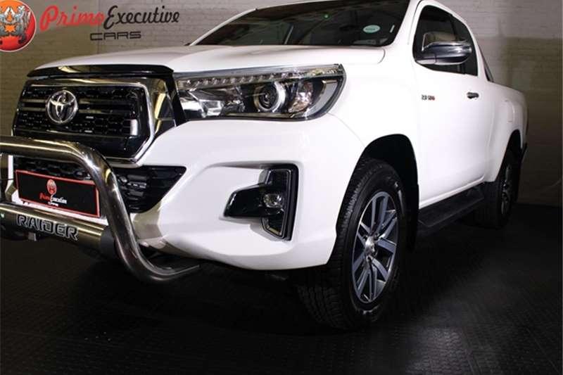 2019 Toyota Hilux Xtra cab HILUX 2.8 GD 6 RB RAIDER 4X4 A/T P/U E/CAB