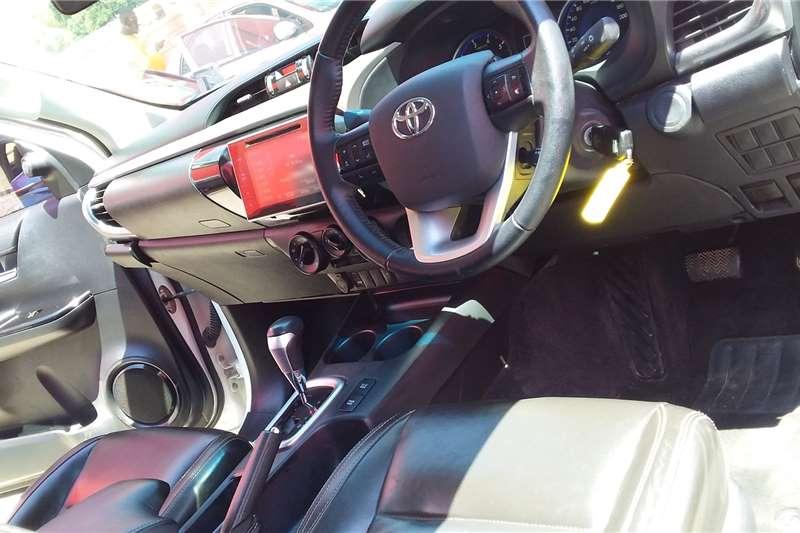 2018 Toyota Hilux Xtra cab